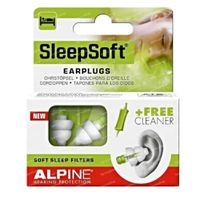 Alpine SleepSoft Oordopjes 1 paar