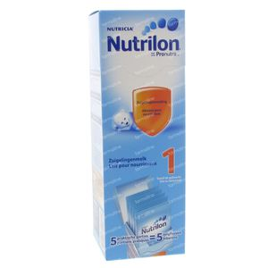 Nutrilon 1 Trial Pack Stick 5x22,5 g 5x22.5 g stick