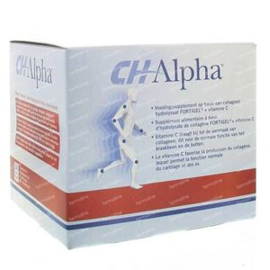 Ch-Alpha 30 x 25 ml Ampoules