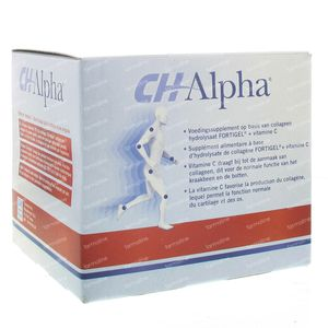 Ch-Alpha 750 ml ampolle