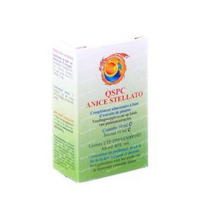 Anice Stellato QSPC 10 ml druppels