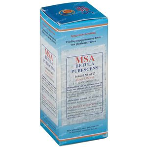 Betula Pubescens MSA Maceraat 50 ml druppels