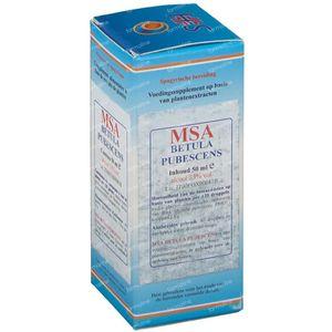 Betula Pubescens MSA Macérat 50 ml gouttes