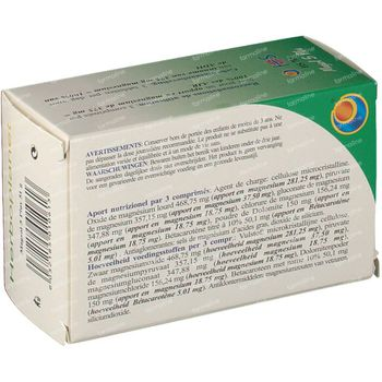 Magsol 5 Plus 60 comprimés