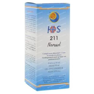 Nevrosol 50 ml gouttes