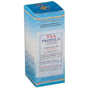 Propolis TSA Teinture 50 ml gouttes