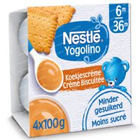 Nestlé Yogolino Koekjescrème 400 g