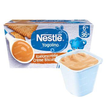Nestlé Yogolino Crème Biscuitée 400 g