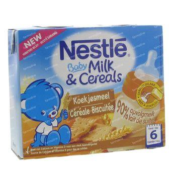 Nestle Baby Lait Biscuits De Farine 500 ml