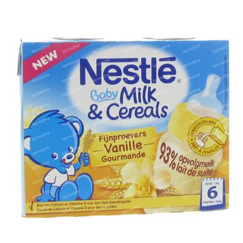 Nestle Baby Lait Riz Vanille 500 ml