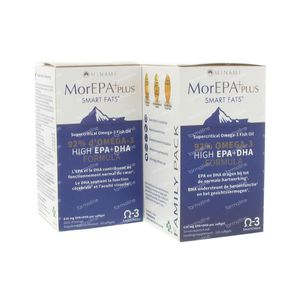 MorEPA Plus Reduced Price 120 capsules