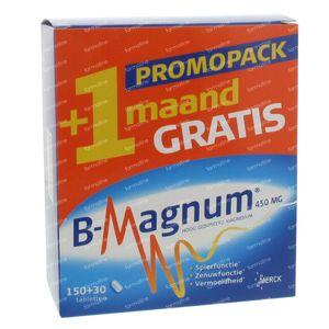 B-magnum Promopack 180 St Tabletten