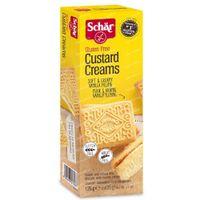 Schär Custard Creams Biscuits Sans Gluten 5x25 g