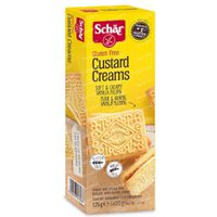 Schär Custard Creams Glutenvrije Koekjes 5x25 g
