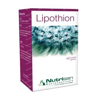 Nutrisan Lipothion 60 capsules