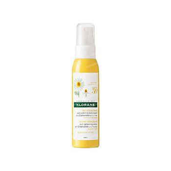 Klorane Spray Sans Rinçage Camomille 125 ml