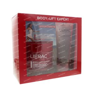 Lierac Body Lift Expert Sculpting Body Cream with Free Exfoliator 200 ml