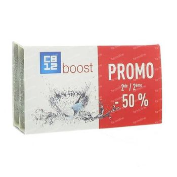 CB12 Boost Strong Mint Gomme 20 chewing-gums