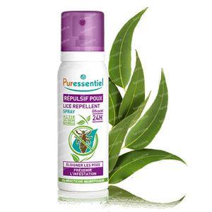 Puressentiel Luizen Repel Spray 75 ml