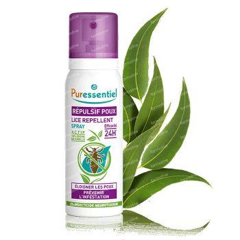 Puressentiel Répulsif Anti-Poux Spray 75 ml