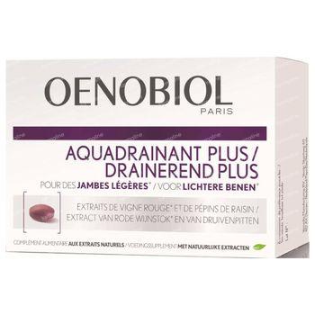 Oenobiol Drainerend Plus - Slanke Dijen en Benen, Afslanken en Vermageren 45 tabletten