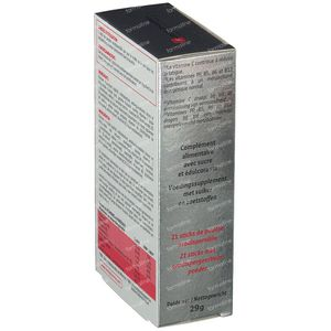 Forté Pharma Energie Taurine Poudre 21 stick