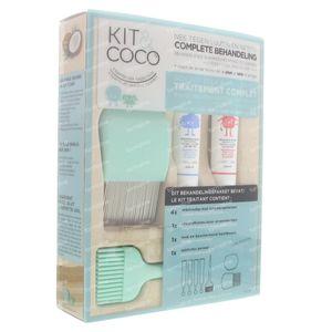 Kit&Coco Kit Traitement Complet 100 ml