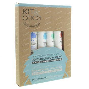 Kit&Coco Shampoo Traitement Remplissage 100 ml