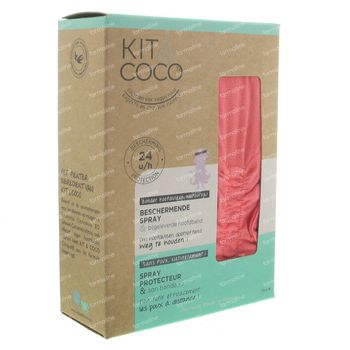Kit&Coco Mousse de Protection 75 ml
