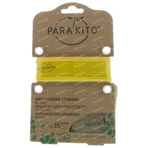 Para'Kito Anti-Moustique Bracelet Couleur Rechargeable 1 pièce