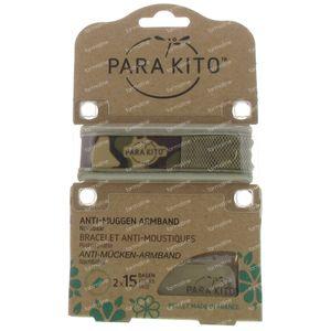 Para'Kito Anti-Moustique Bracelet GRAPHIC Rechargeable 1 pièce