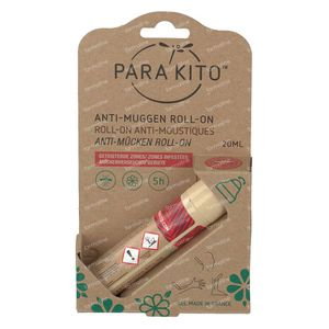 Para'Kito Anti-Moustique Roll-On 20 ml rouleau
