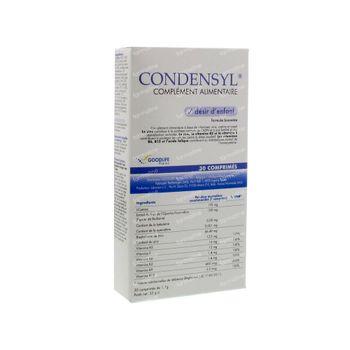 Condensyl 30 comprimés