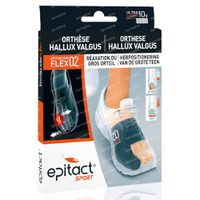 Epitact Orthese Hallux Valgus Sport L 1 stuk