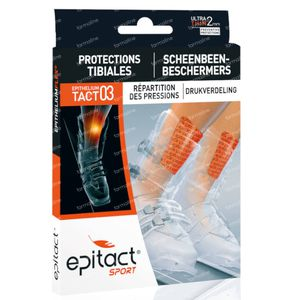Epitact Protection Tibiale Sport 2 pièces