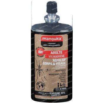 Manouka Anti-Mug Lotion Volwassene 75 ml spray