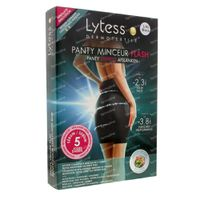 Lytess Flash Panty Ventre Plat 5 Jours Minceur L/XL Noir 1 st