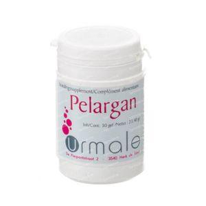 Urmale Pelargan 30 capsules