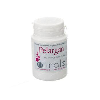 Urmale Pelargan 60 capsules