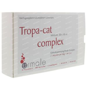 Urmale Tropa-Cat Complex 200 ml