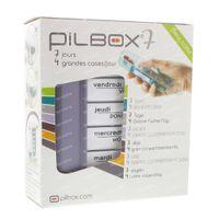 Pilbox Seven 1 st