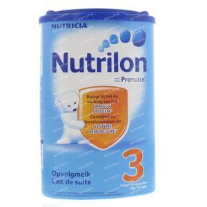 Nutrilon 3 Easypack 800 g 800 g
