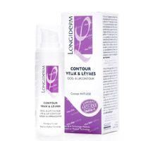 Longiderm Anti-Age Auge und Lippe Kontur Cream 15 ml