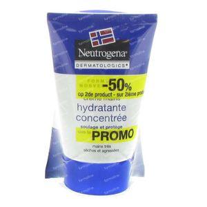 Neutrogena Crème Mains (parfumé) Duopack 2x50 ml