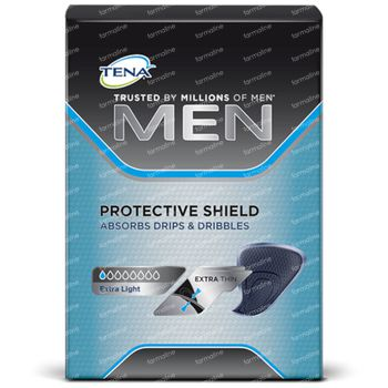 TENA Men Protective Shield Extra Light 14 pièces