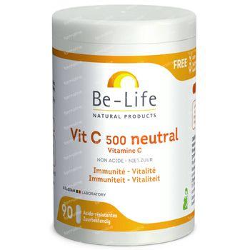 Be-Life Vitamine C 500mg 90 capsules