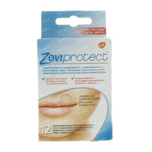 Zoviprotect Patch 12 pièces