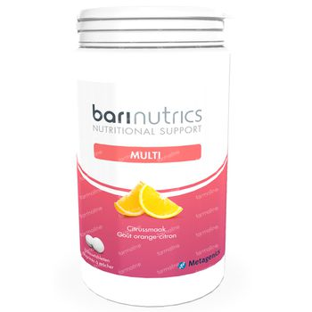 Barinutrics Multi Agrumes 30 comprimés