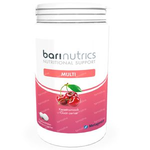 Barinutrics Multi Kersen 30 tabletten