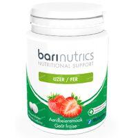 BariNutrics Eisen Erdbeer 90  tabletten